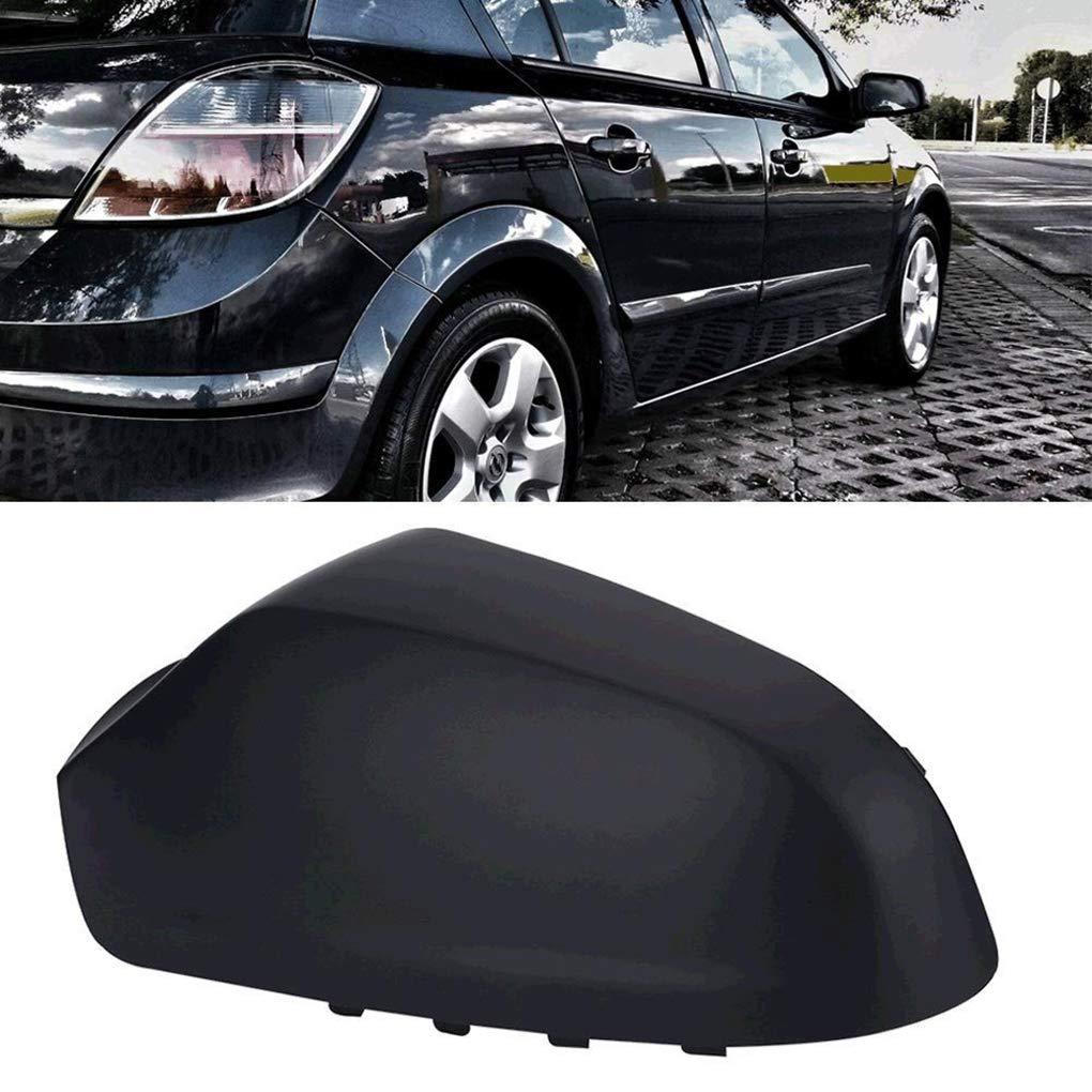 Bomcomi Tappi di Protezione del Driver Lato Sinistro Specchio retrovisore Coperchio della Custodia per Protection cap Vista Opel Carter Laterale Specchio per Opel Astra 2004-2008