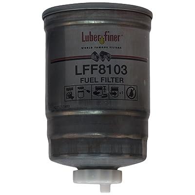 Luber-finer LFF8103-6PK Heavy Duty Fuel Filter, 6 Pack: Automotive