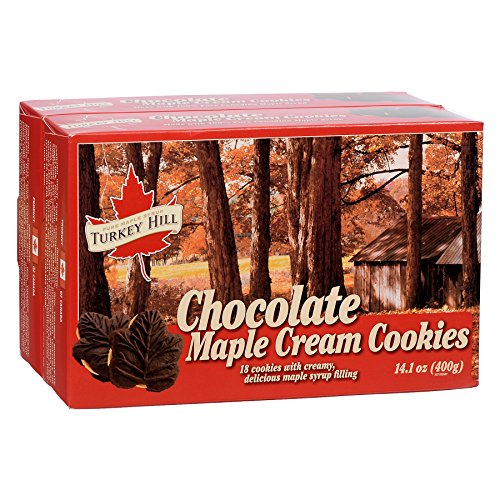 Turkey Hill 2 Pack Maple Cream Chocolate - Turkey Chocolate