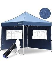 Sekey Garten - Cenador Plegable 3 x 3 m, para jardín, Fiestas, acampadas