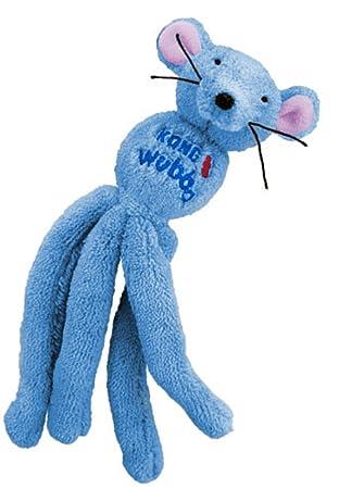 Kong Wubba gato juguete de gato, ratón: Amazon.es: Productos para mascotas
