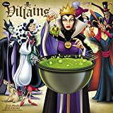 2018 Disney Villains Wall Calendar (Day Dream)