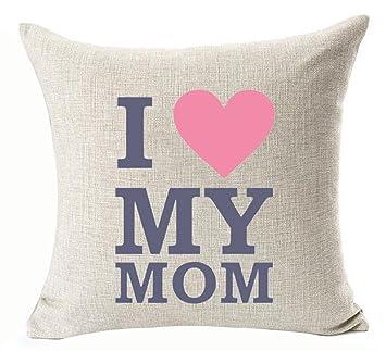 Amazon.com: Mejores Día de la Madre Regalos Sweet letras I ...