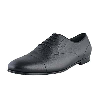 bc5a2dddd Gucci Men's Black Leather Oxfords Shoes (US 15.5 IT 14.5 EU 46.5, Black)