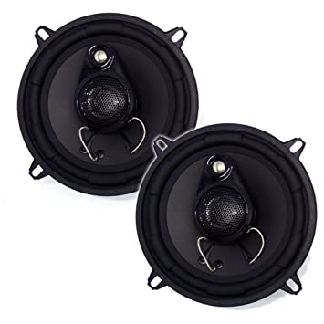 In Phase 230W 13cm 5 inch 3 Way Coaxial Shallow Mount Speaker