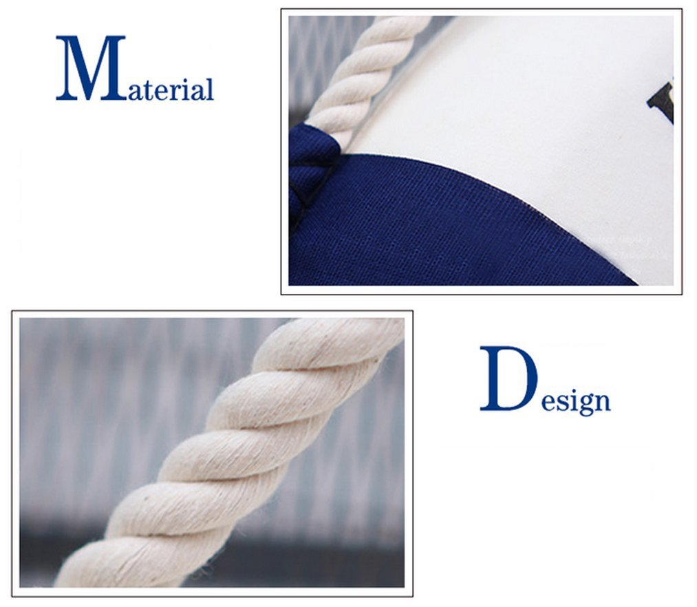 2/PCS Welcome Aboard Reinigungstuch Dekorative Life Ring Rot /& blau 15,2/cm Marineblau Accent Maritimes Dekor f/ür Home Dekoration