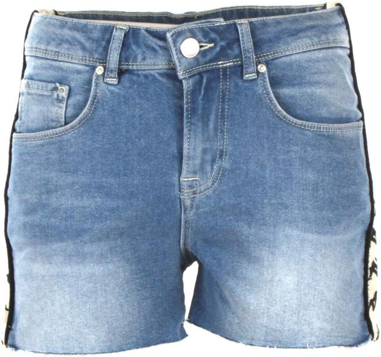 JACK&JONES pantalones cortos de mujer jeans 304ITM0 900 222 BANDA BRIZIDA