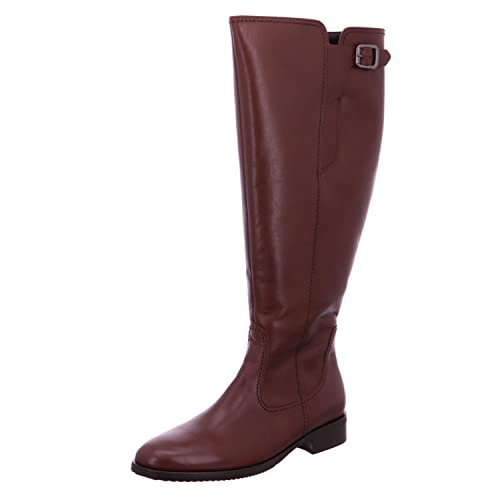 Gabor Lovell XL Womens Long Boots 4.5 Castagno