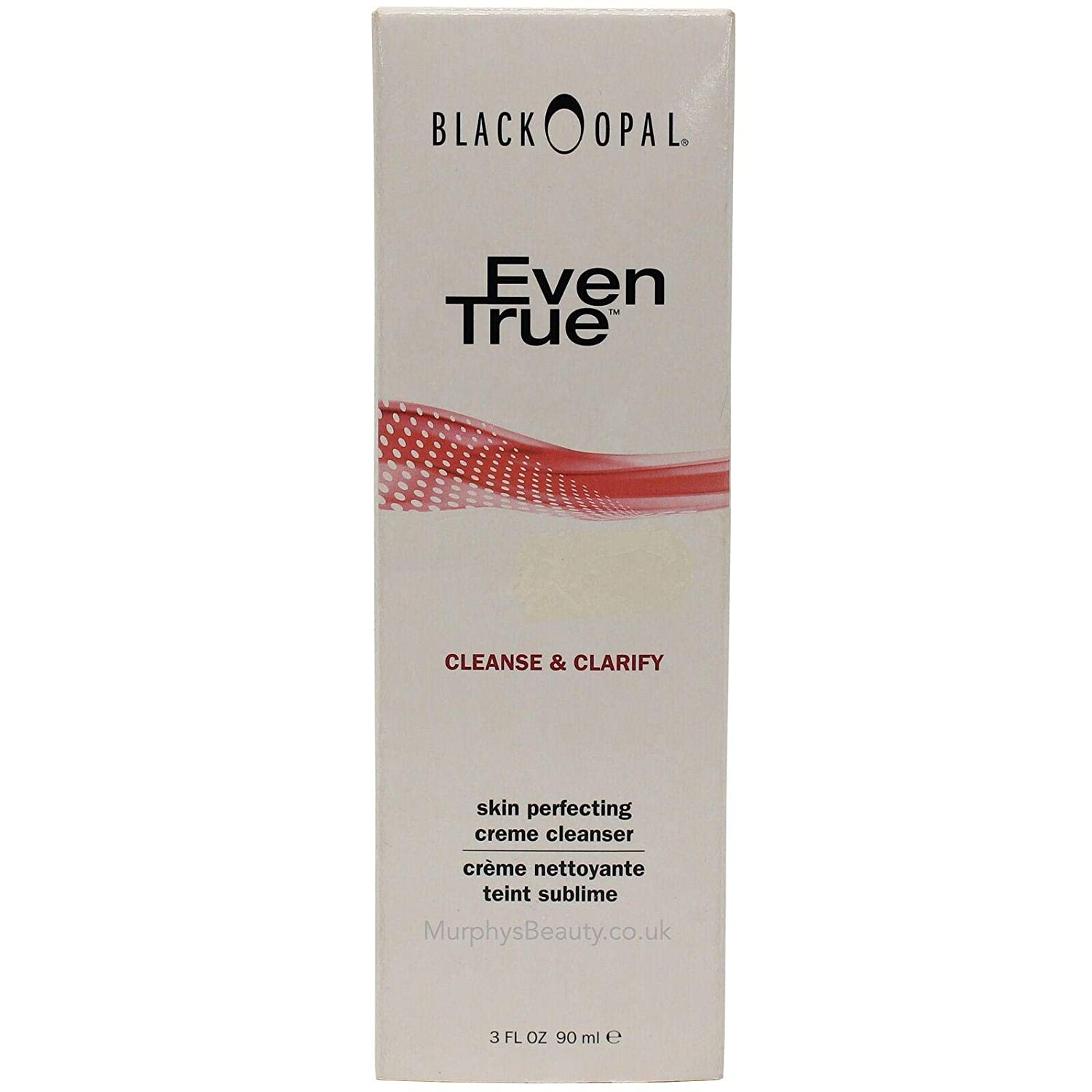 Black Opal 3 Ounces Even True Skin Perfecting Creme Cleanser