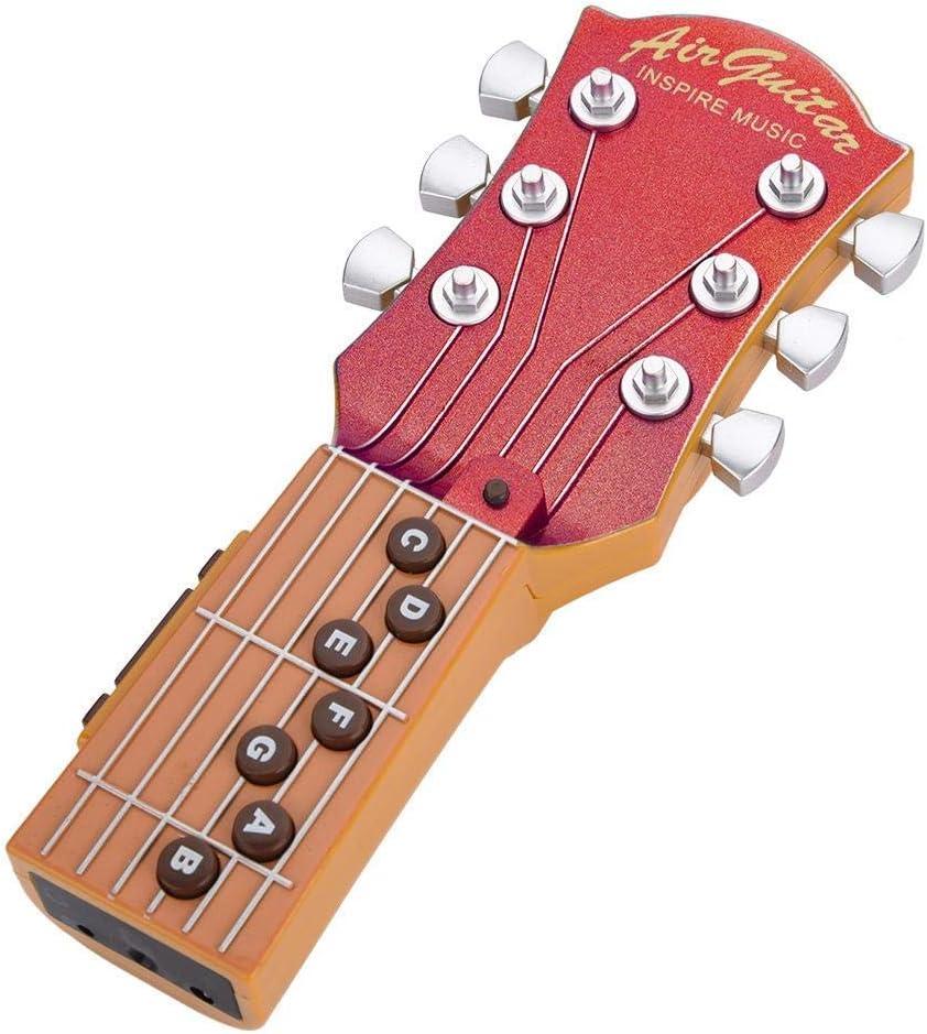 Cozyhoma Mini Guitarra eléctrica de Aire para niños Rhythm Inspire ...