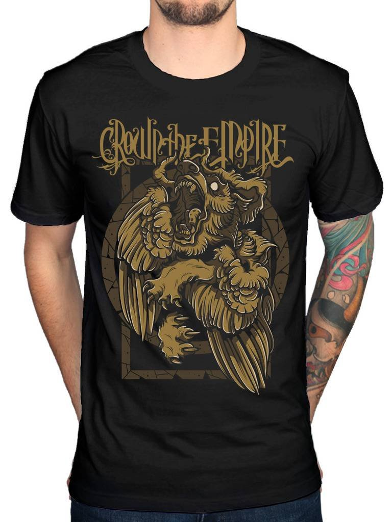 Crown The Empire Stone Wolves 2 Tshirt
