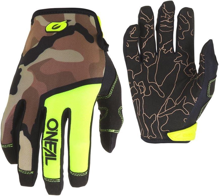 ONeal Mayhem Gloves Ambusch neon yellow Glove size M 2019 Bike Gloves