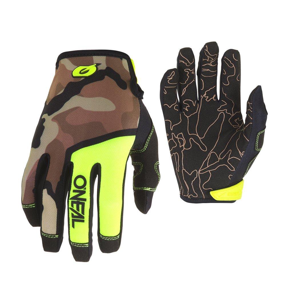 O'Neal Unisex-Adult Mayhem Glove (Ambush) (Yellow, 11)