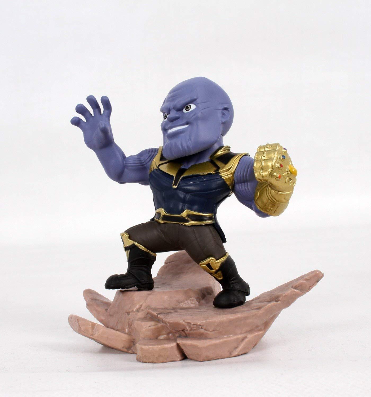 Beast Kingdom Toys Figura Thanos 9 cm. Vengadores: Infinity ...