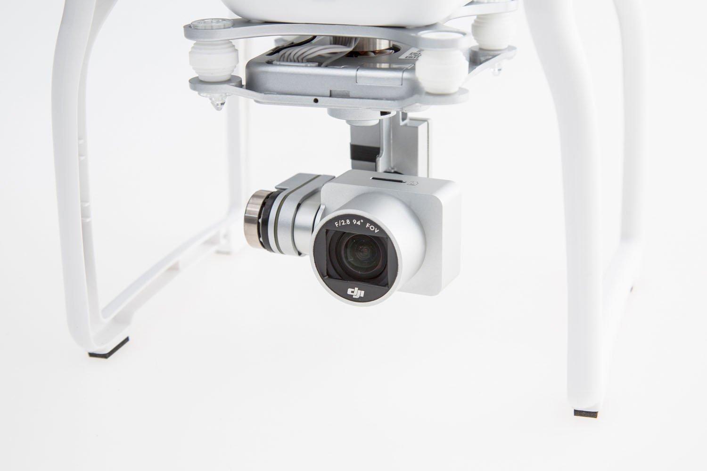 DJI Phantom 3 Standard - Dron con cámara (4480 mAh, 1520p, 12 MP ...