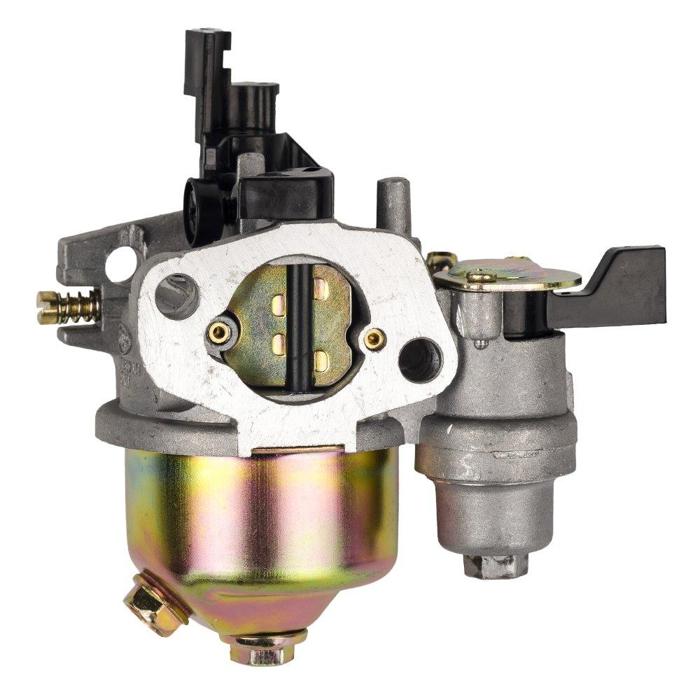 OuyFilters Carburador de Repuesto con Bobina de Encendido y Filtro de Aire para Motor de Motor Honda Gx160 Gx200 5.5HP 6HP
