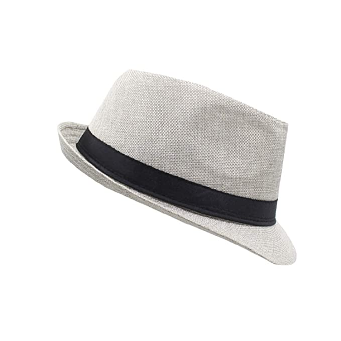 6cf092deef0227 Men Fedoras Hat Women Felt Hats Beach Hats Panama Caps Summer Wide Brim  Church Sun Hats