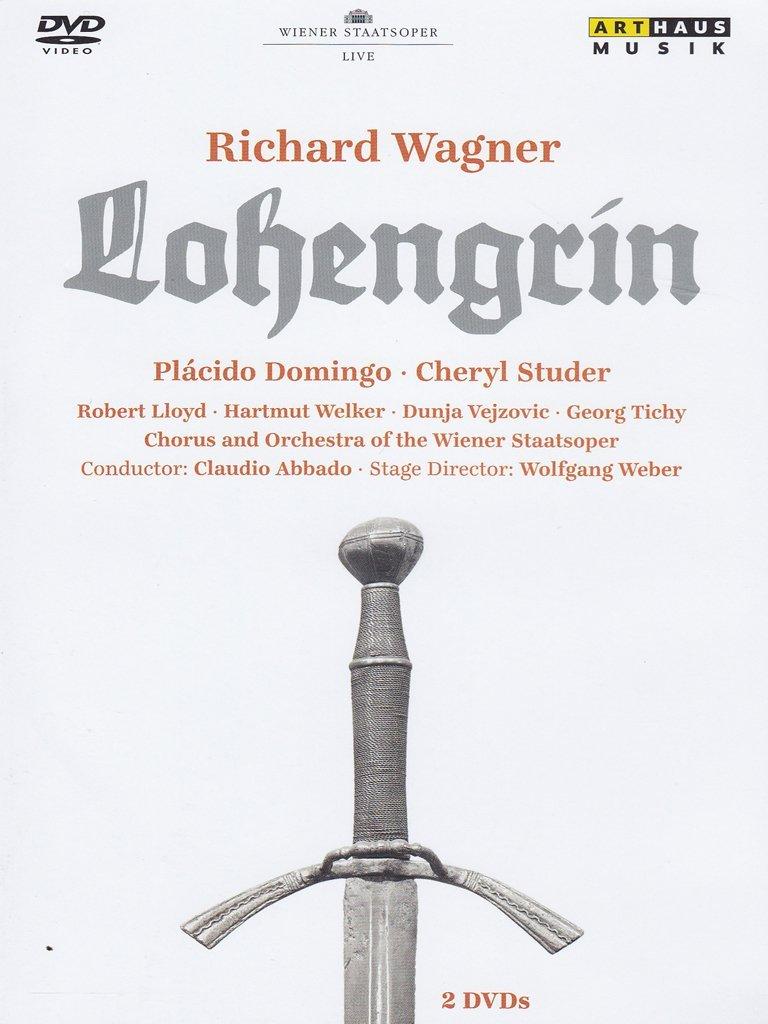 Richard Wagner: Lohengrin [2 DVDs]: Amazon.de: Placido Domingo ...