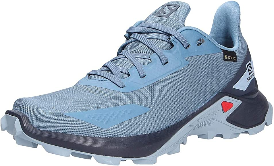 Salomon ALPHACROSS Blast GTX W, Zapatillas de Trail Running para Mujer, Azul (Copen Blue/Navy Blazer/Ashley Blue), 36 EU: Amazon.es: Zapatos y complementos