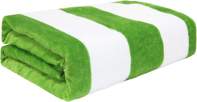 Exclusivo Mezcla Beach Towel - Green Beach Towels