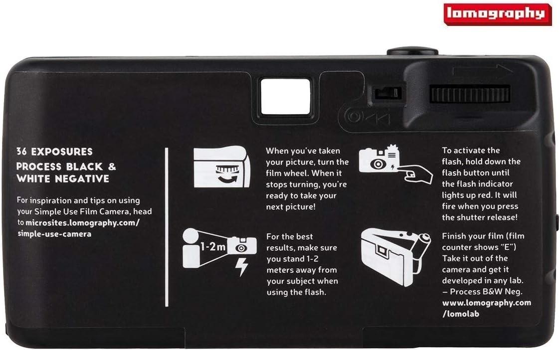 Lomography Simple Use Camera, Black and White Negative (SUC100BW) 61sPQnYAa1L