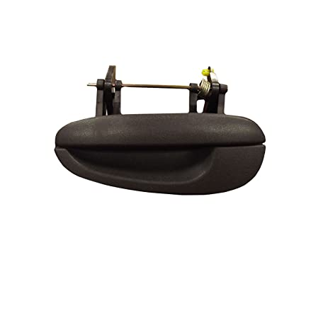 Amazon Needa Parts 806172 Rear Left Black Exterior Door Handle