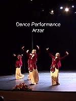 Dance Performance Arzar