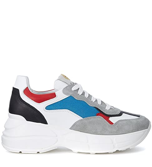 Lemaré Sneakers Donna 18201Sun Pelle Bianco/Oro Rojo Eastbay Fin De Pre Fbfb04