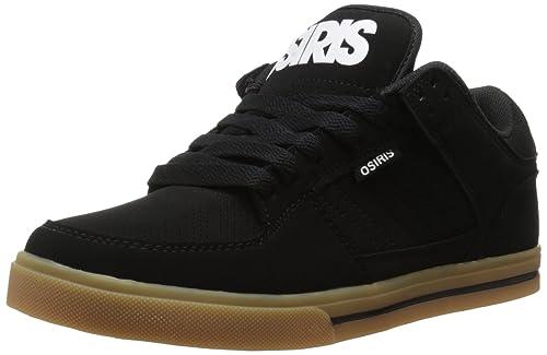Zapatillas Osiris: Protocol BK/BK/WH: Osiris: Amazon.es: Zapatos y complementos