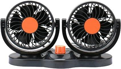 Ventilador Para Auto Ventilador De 12 V / 24 V, Sistema De ...