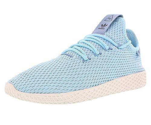new style 0d3aa 82e38 adidas Originals Men's Pharrell Williams Human Race Ice Blue ...