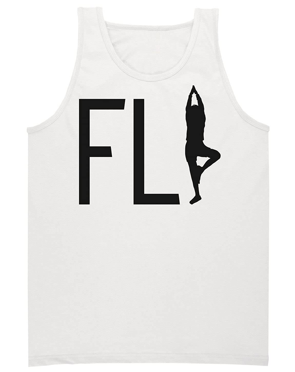 Amazon.com: Finest Prints Fly Yoga Human Silhouette Mens ...