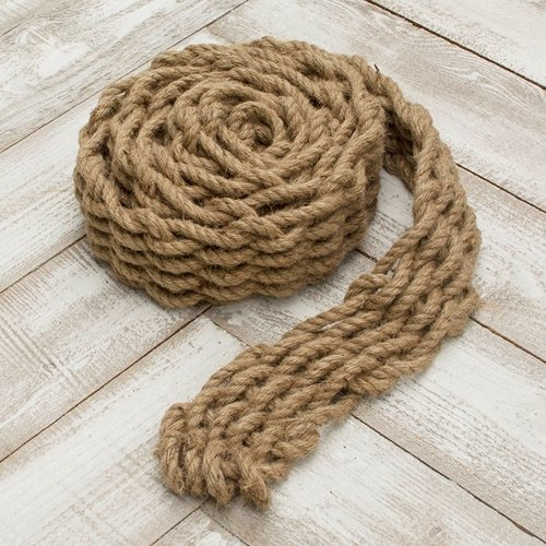 Table-Runner-Woven-Burlap-Rope-4-in-x-98-ft-Nautical-Garland