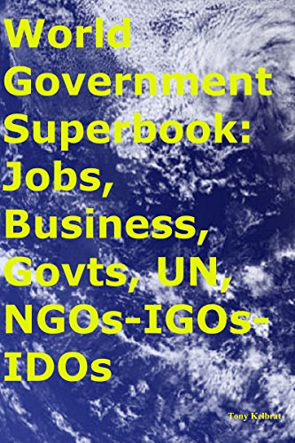Discount World Government Superbook: Jobs, Business, Govts, , NGOs-IGOs-IDOs