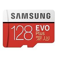 Samsung EVO Plus 128GB 90MB/s U3 MicroSDXC with Adapter - [Trusted Australian Seller]