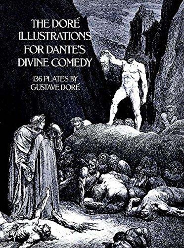 The Dor Illustrations For Dantes Divine Comedy Dover Fine Art