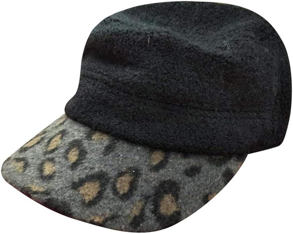 Women Winter Warm Cap...