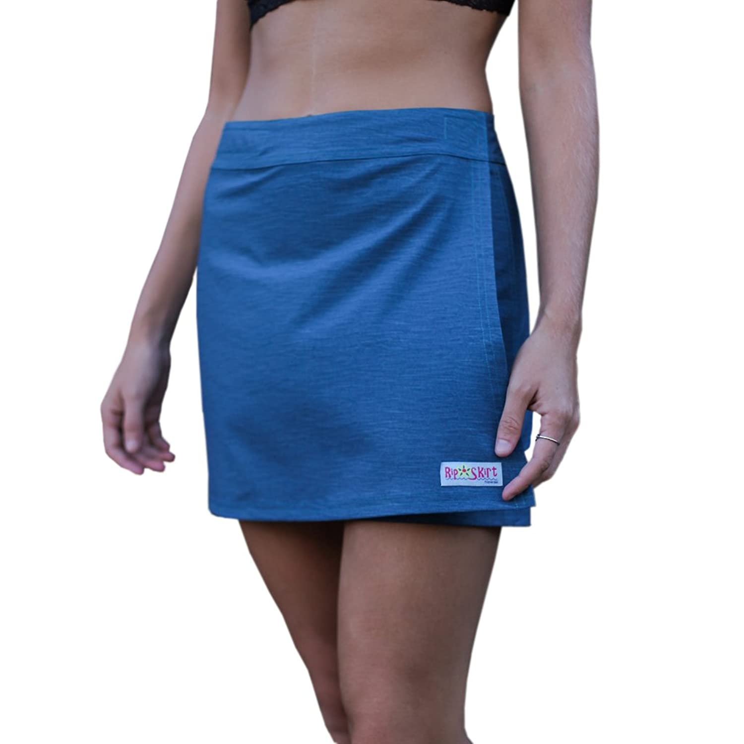 ce6e36d3bd RipSkirt Hawaii - Length 1 - Quick Wrap Athletic Cover-up that Multitasks  as the