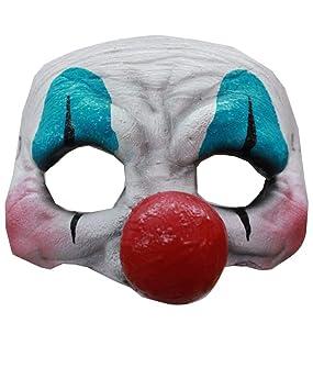 Horror-Shop máscara de los ojos del payaso de miedo