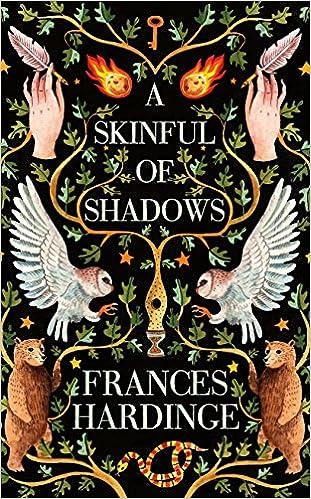 Risultati immagini per a skinful of shadows