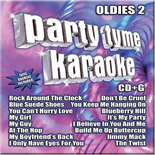 Party Tyme Karaoke - Oldies 2 (8+8-song - 50s Karaoke