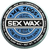 Mr. Zogs Original Sexwax - Tropical Water Temperature