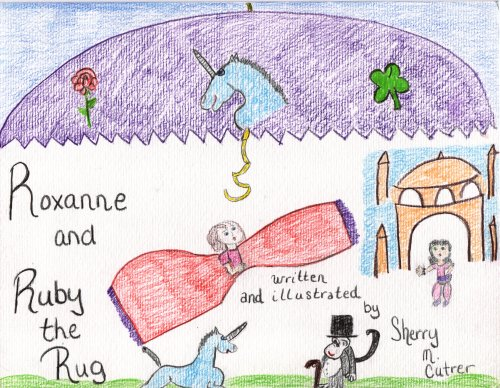 ROXANNE AND RUBY THE RUG