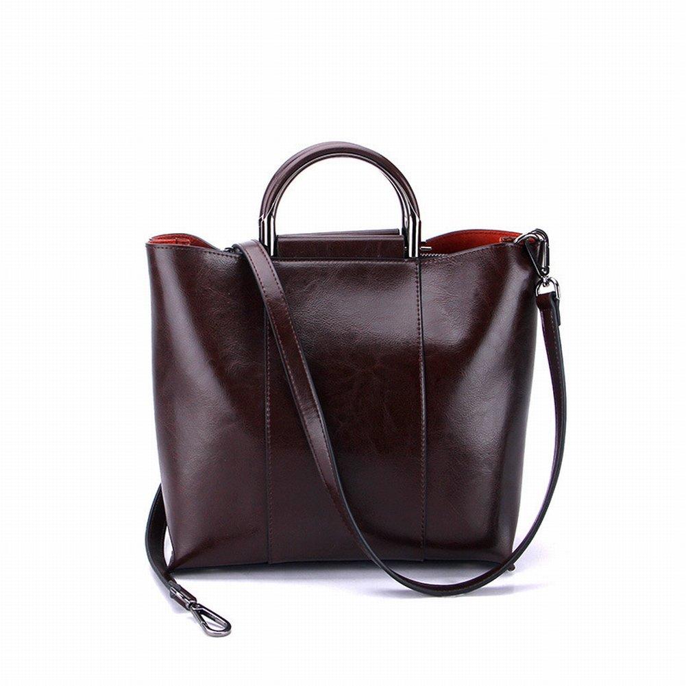 High-Volume-Mode Handtasche Handtasche Diagonal Alle Spiel Handtaschen , Kaffee