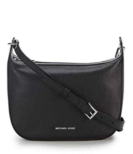 136af124c09d MICHAEL Michael Kors Barlow Medium Messenger Bag: Amazon.co.uk ...