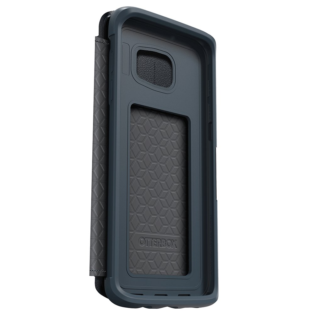 OtterBox STRADA SERIES Case for Samsung Galaxy S7 Edge - Retail Packaging - Tempest Night by OtterBox (Image #6)
