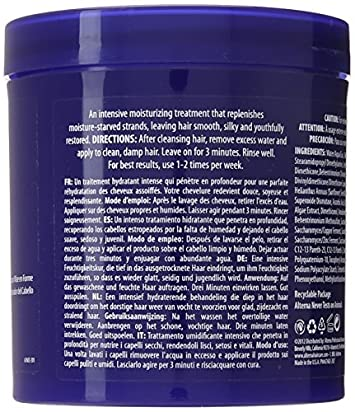 Alterna Caviar Anti-Aging Replenishing Moisture Masque for Unisex, 16 Ounce