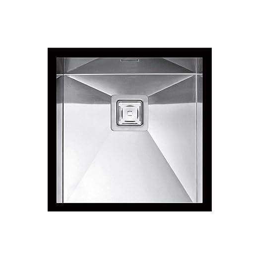 Cubeta acero inoxidable frecan - Modelo BTK Prime 4040 ...