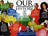 Best History Posters - Our Black History Poster African American Famous People Review