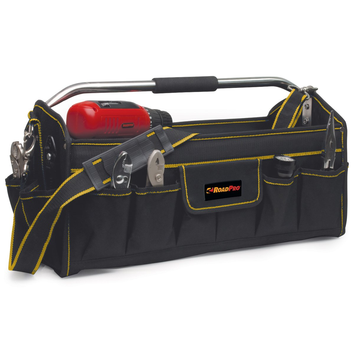 RoadPro RPTB20 Collapsible Tool Carrier//Bag